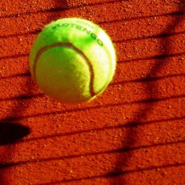 tenis piłka