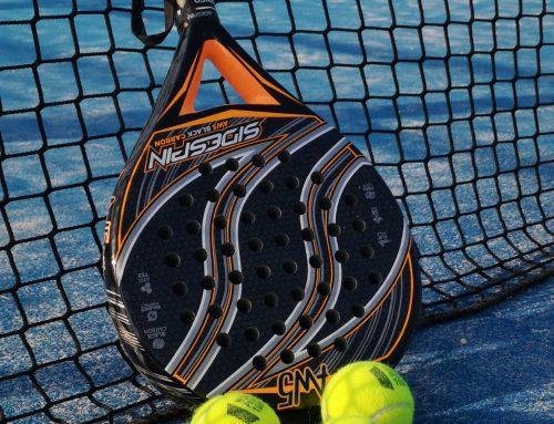 Tenis w zimę